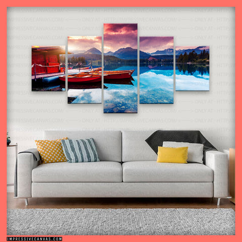 HD PRINTED LIMITED EDITION BOAT CANVAS (BOAT2151003)
