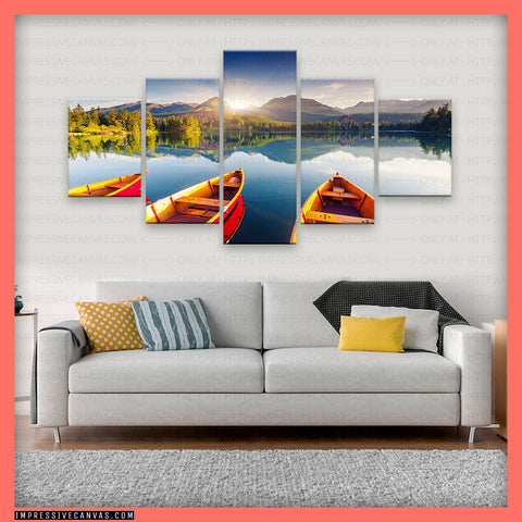 HD PRINTED LIMITED EDITION BOAT CANVAS (BOAT2151005)
