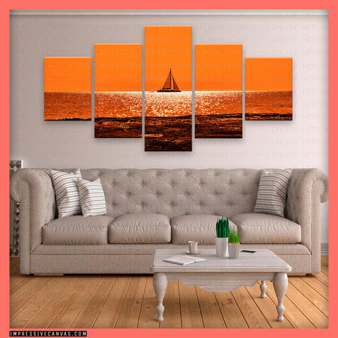 HD PRINTED LIMITED EDITION BOAT CANVAS (BOAT2151001)