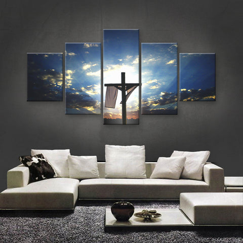 HD PRINTED LIMITED EDITION JESUS CHRIST CANVAS (JCC155004)