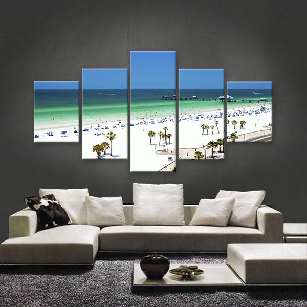 HD PRINTED LIMITED EDITION BEACH CANVAS (BHC159001)