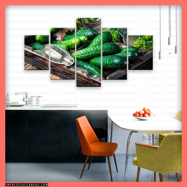HD PRINTED LIMITED EDITION FOOD CANVAS (FOOD61515405)