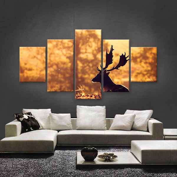 HD PRINTED LIMITED EDITION WILDLIFE CANVAS (WLC159006)