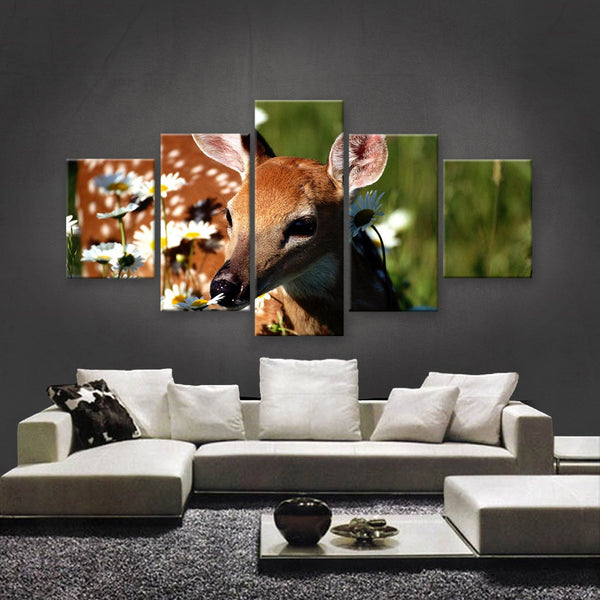 HD PRINTED LIMITED EDITION WILDLIFE CANVAS (WLC159008)