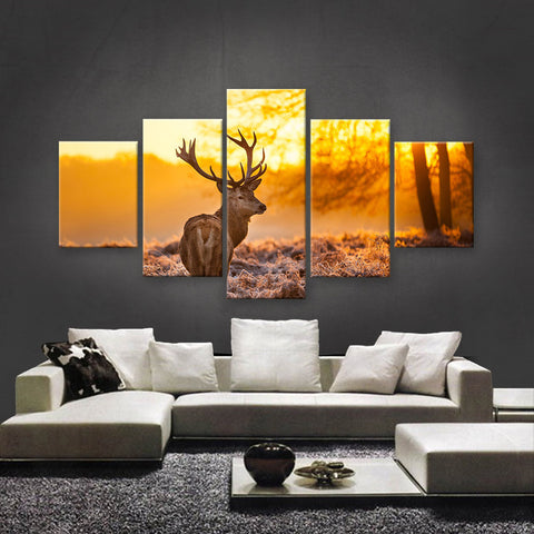 HD PRINTED LIMITED EDITION WILDLIFE CANVAS (WLC1590012)
