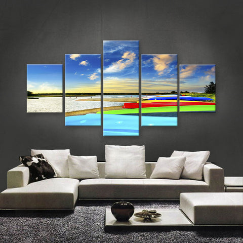 HD PRINTED LIMITED EDITION BEACH CANVAS (BHC159002)