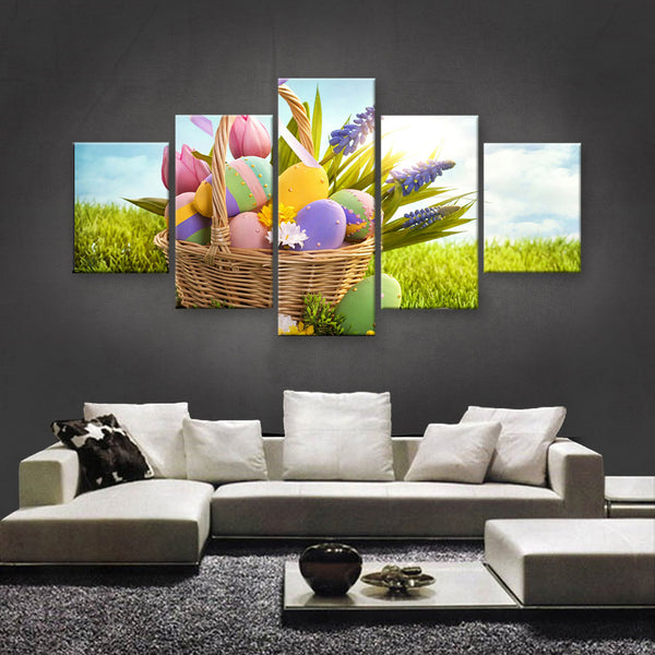 HD PRINTED LIMITED EDITION EASTER CANVAS (ESC155001)