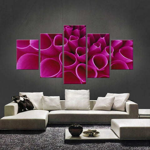 HD PRINTED LIMITED EDITION FLOWER CANVAS (FWC155009)