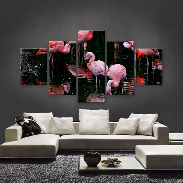 HD PRINTED LIMITED EDITION WILDLIFE CANVAS (WLC1590014)