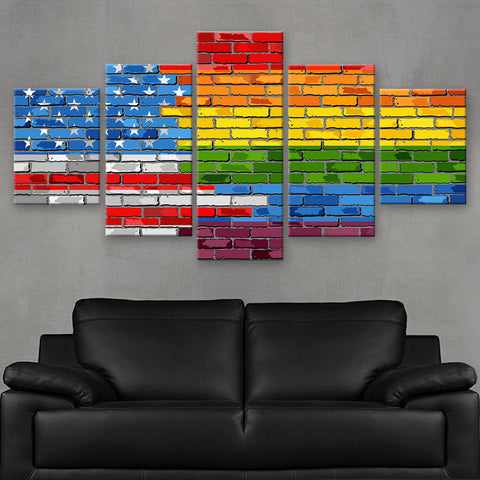 HD PRINTED LIMITED EDITION LGBTQ CANVAS (LGBTQ310016)
