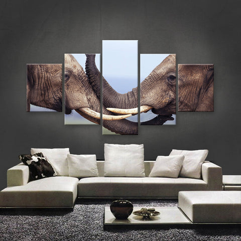 HD PRINTED LIMITED EDITION WILDLIFE CANVAS (WLC1590017)