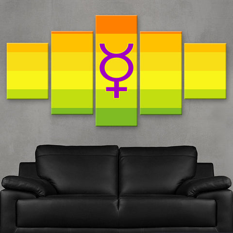 HD PRINTED LIMITED EDITION LGBTQ CANVAS (LGBTQ310020)