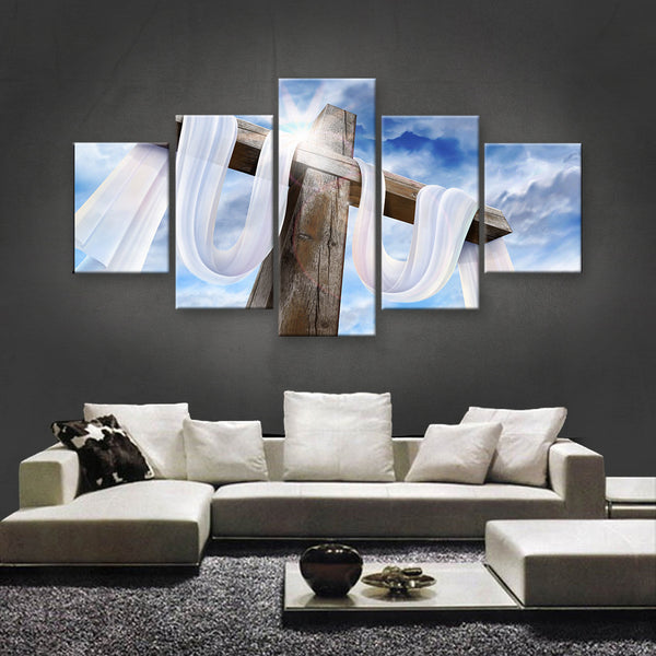 HD PRINTED LIMITED EDITION JESUS CHRIST CANVAS (JCC155008)