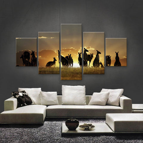 HD PRINTED LIMITED EDITION WILDLIFE CANVAS (WLC1590018)