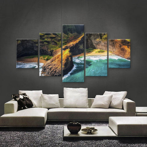 HD PRINTED LIMITED EDITION BEACH CANVAS (BHC159006)