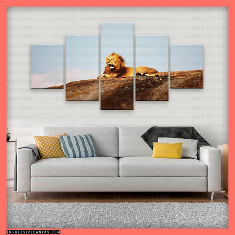 HD PRINTED LIMITED EDITION WILDLIFE CANVAS (WLC1590030)
