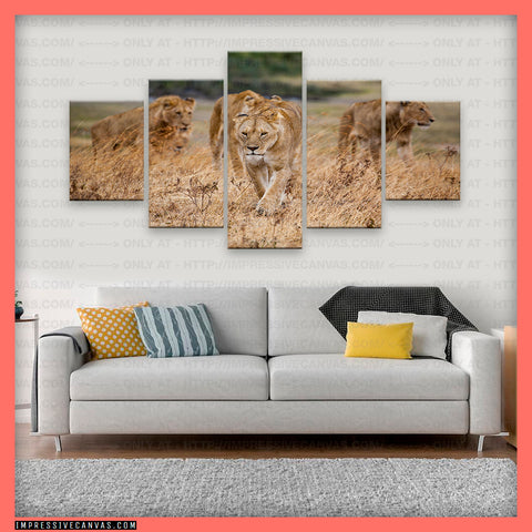 HD PRINTED LIMITED EDITION WILDLIFE CANVAS (WLC1590029)