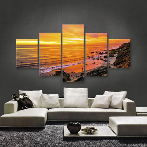 HD PRINTED LIMITED EDITION BEACH CANVAS (BHC159004)