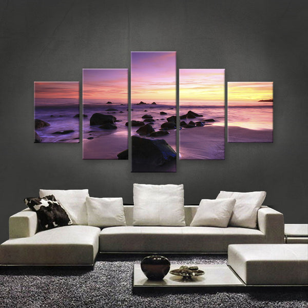HD PRINTED LIMITED EDITION BEACH CANVAS (BHC159005)