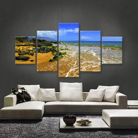 HD PRINTED LIMITED EDITION BEACH CANVAS (BHC159008)