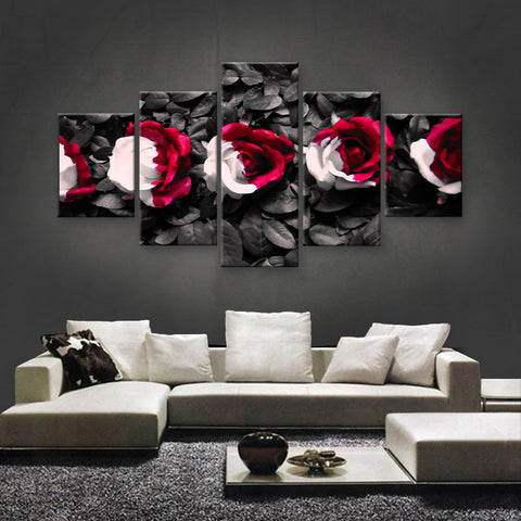 HD PRINTED LIMITED EDITION FLOWER CANVAS (FWC155003)