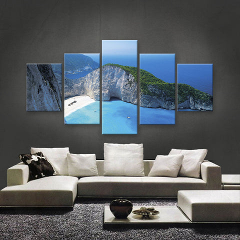 HD PRINTED LIMITED EDITION BEACH CANVAS (BHC159009)