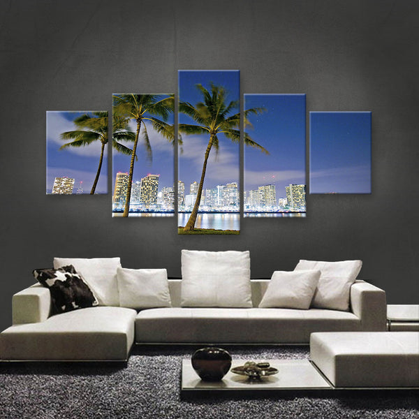 HD PRINTED LIMITED EDITION BEACH CANVAS (BHC159012)
