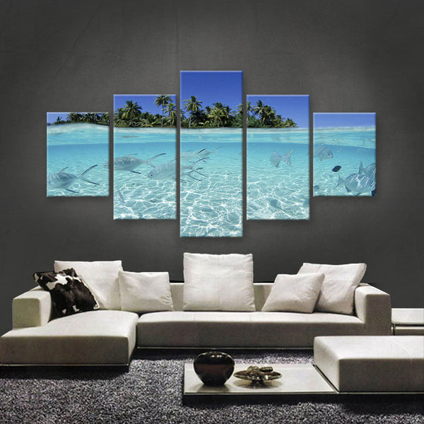 HD PRINTED LIMITED EDITION BEACH CANVAS (BHC159013)