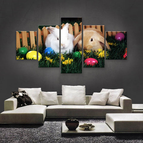HD PRINTED LIMITED EDITION EASTER CANVAS (ESC155002)