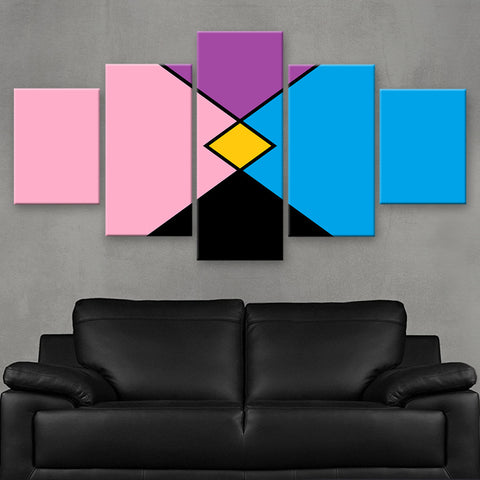 HD PRINTED LIMITED EDITION LGBTQ CANVAS (LGBTQ310023)