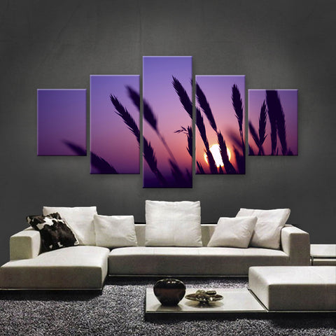 HD PRINTED LIMITED EDITION SUNSET CANVAS (STC159007)