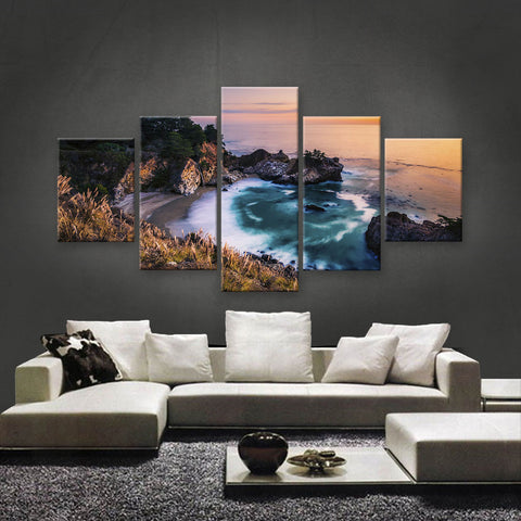 HD PRINTED LIMITED EDITION BEACH CANVAS (BHC159010)