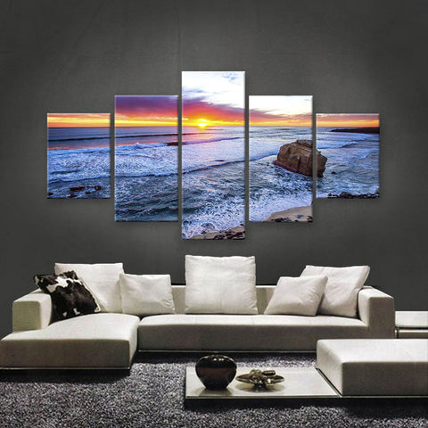 HD PRINTED LIMITED EDITION BEACH CANVAS (BHC159011)