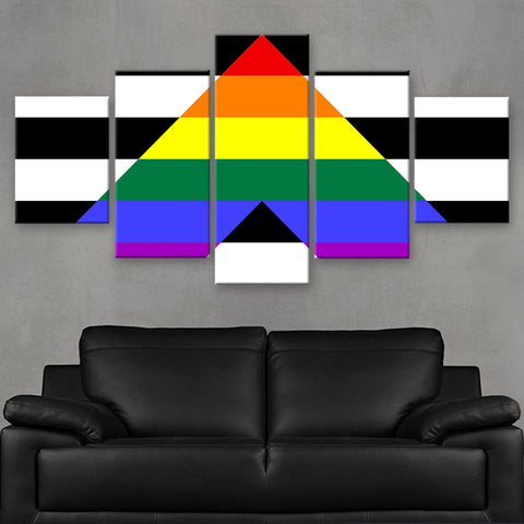 HD PRINTED LIMITED EDITION LGBTQ CANVAS (LGBTQ310024)