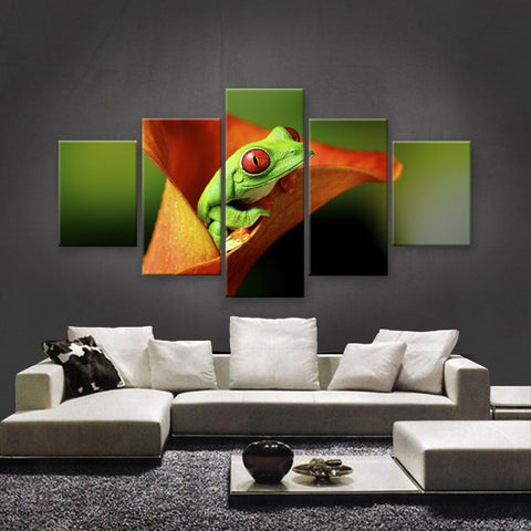 HD PRINTED LIMITED EDITION WILDLIFE CANVAS (WLC1590023)