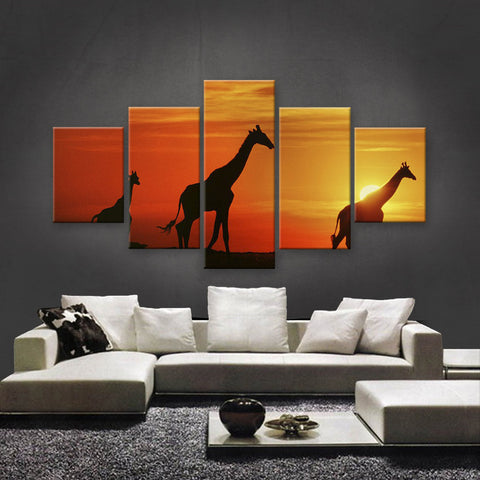 HD PRINTED LIMITED EDITION WILDLIFE CANVAS (WLC1590024)