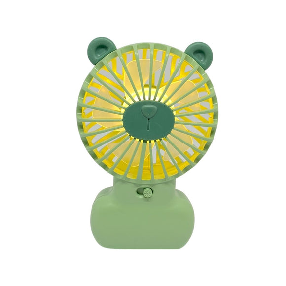 Portable DeskFan - Selfie Light Pty Ltd