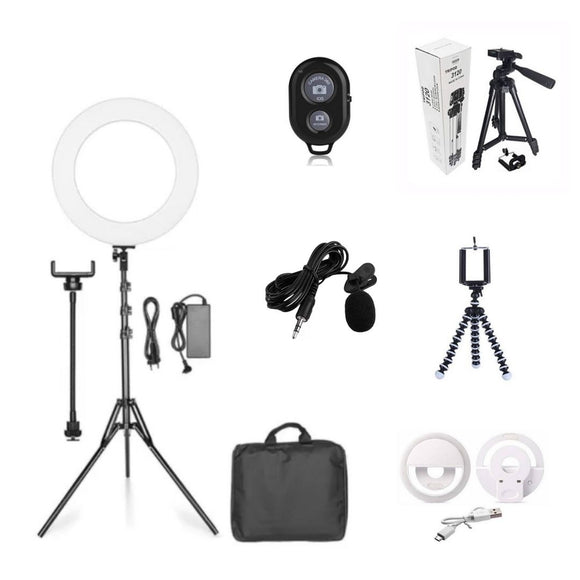 18inch Ring Light Bundle - Selfie Light Pty Ltd