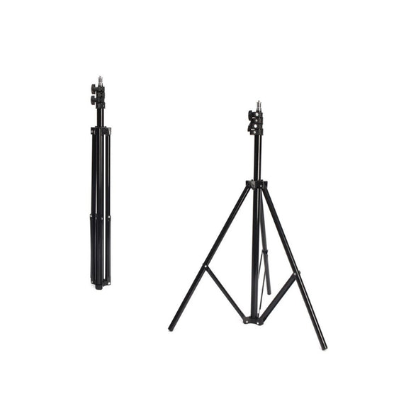 BUDGET Ring Light Tripod - 1.8 meter - Selfie Light Pty Ltd