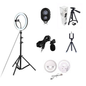 12inch Ring Light Bundle - Selfie Light Pty Ltd