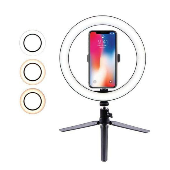 Limited Edition BUDGET 10  - 10inch SET (with Deskstand) - Selfie Light Pty Ltd