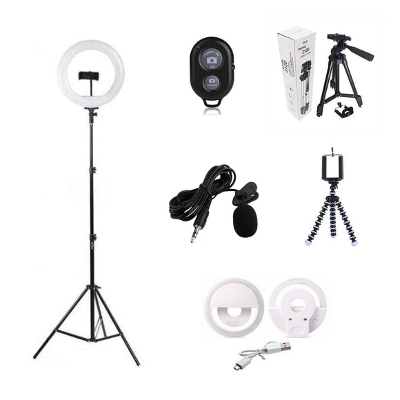 14inch Ring Light Bundle - Selfie Light Pty Ltd