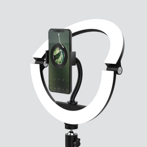 FOLD - 10inch Ring Light + WEE Tripod SET - Selfie Light Pty Ltd