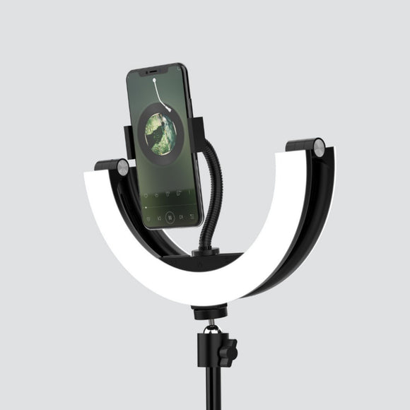 FOLD - 10inch Ring Light + Vanity Stand SET - Selfie Light Pty Ltd