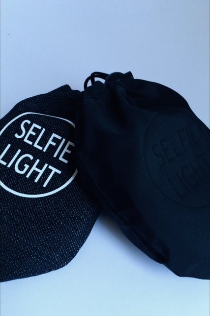 SelfieLight Carry Pouch