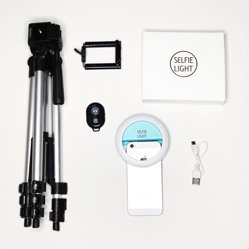 SelfieLight ProX Bundle 1.2M
