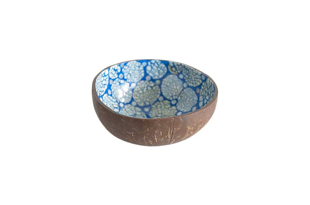 Coconut Bowl - Blue