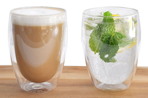 Glass - Double Walled Caffe