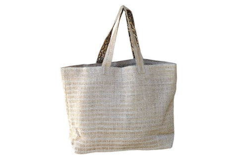 Bag - Beach Ricefield Natural