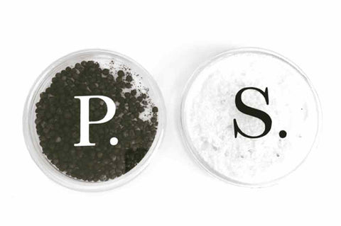 Salt & Pepper - Petri Dish Set
